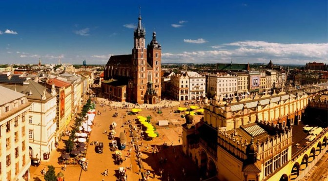 Krakow: what to see