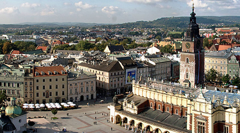 where to sleep in Krakow
