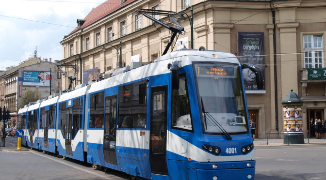 Krakow: at komme til centrum og transport links-lufthavnene Balice og Katowice
