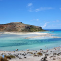 Crete's most beautiful beaches - gramvoussa Balos