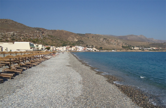 Crete's most beautiful beaches - Kolymbari
