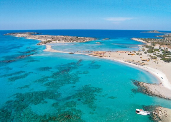 Crete's most beautiful beaches - elafonissi