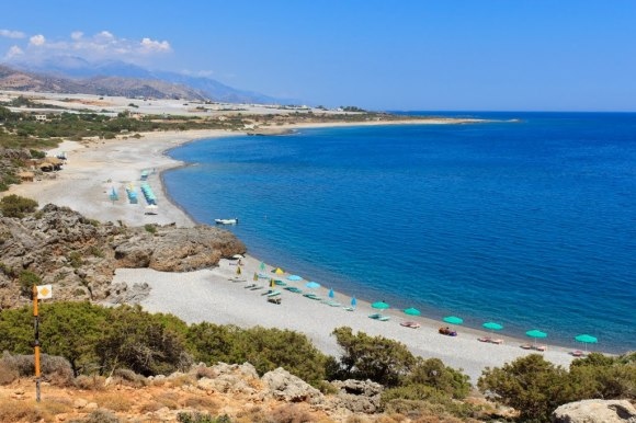 Crete's most beautiful beaches - Cry beach