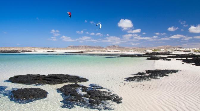 The most beautiful beaches of Fuerteventura