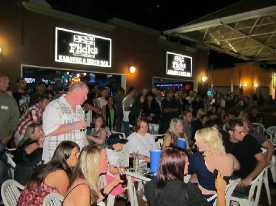 Fuerteventura corralejo flicks nightlife-bars