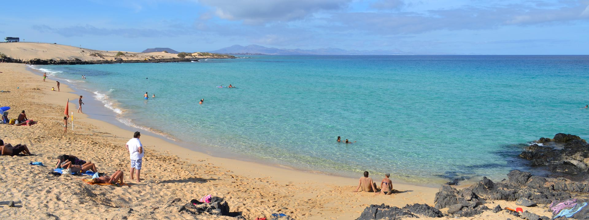 Fuerteventura Most Beautiful Beaches Jail Beach Corralejo