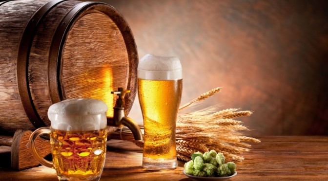 The breweries of Vilnius and Lithuanian beer