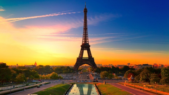 Paris Sightseeing Tour-Eiffel