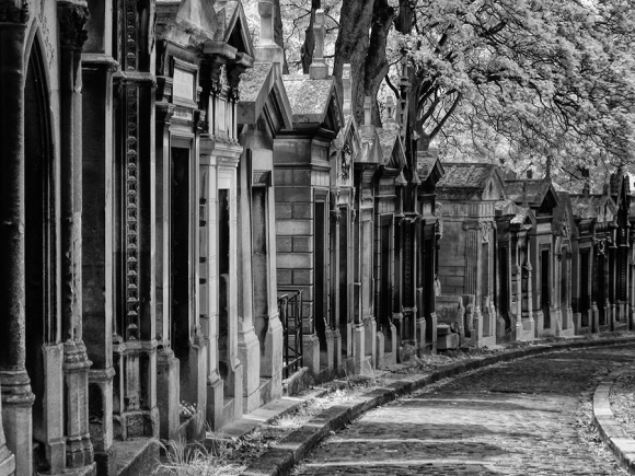 Paris Sightseeing Pere Lachaise-Friedhof