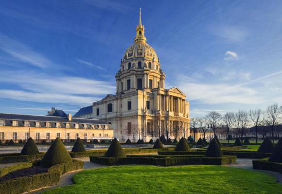 Paris sightseeing les_invalides