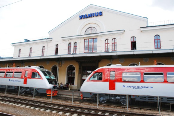 Vilnius getting freight Resource Center