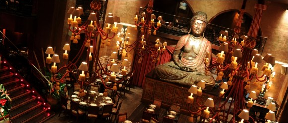 natteliv Paris buddha bar