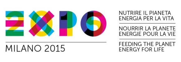 Expo 2015 Milan logo Pavilion guide directions