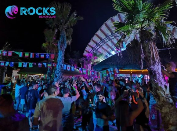 Nightlife Pag Rocks Beach Club