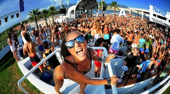 Sun, Sea and wild party: The youth summer destinations 2015