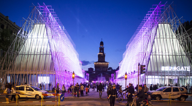 All Expo events 2015 Milan