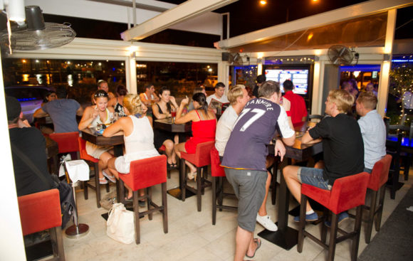 Nightlife Malta Tex Mex Bar and Grill Sliema