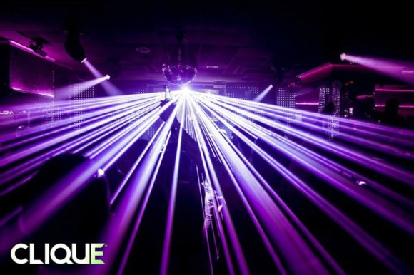 Malta nightlife Club Clique Paceville in St Julians