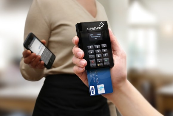 Payleven digital mobile POS for smartphones and tablets free payments