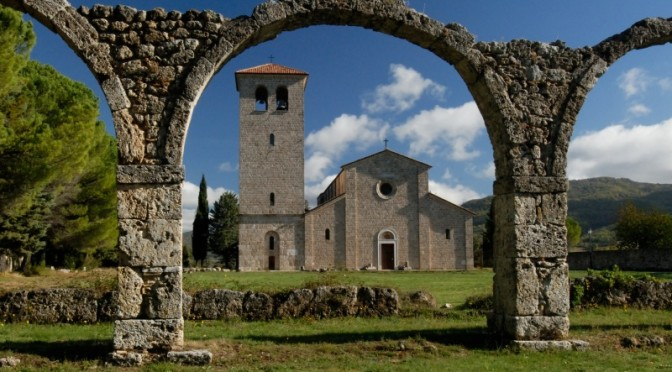 Free museums in Molise with #domenicalmuseo