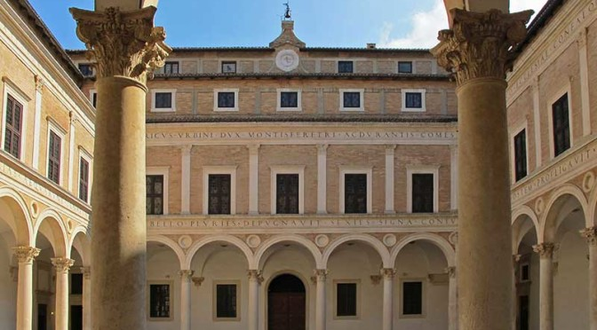 Free museums in Marche with #domenicalmuseo