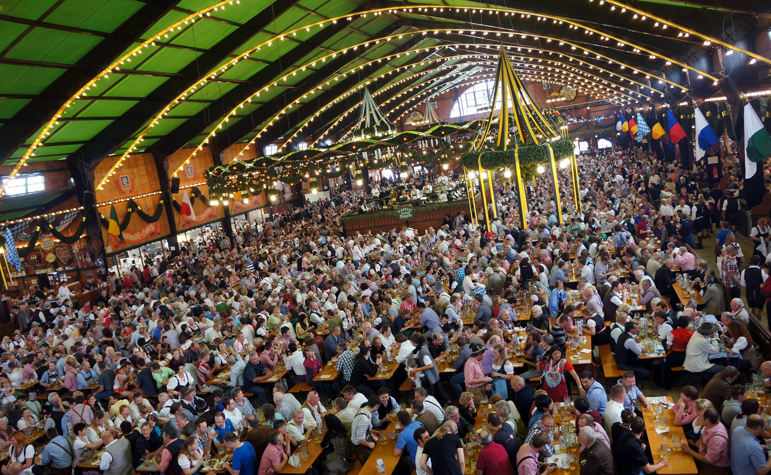 Oktoberfest Augustiner tent getting recommendations beer hours & Oktoberfest Augustiner tent getting recommendations beer hours ...