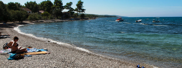 Island Brac Croatia Mirca beaches