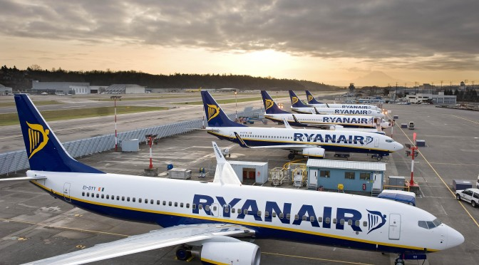 Ryanair to Malpensa from December