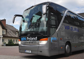 How to get to Gdansk Gdansk Lech Walesa Gdansk airport shuttle links MPA Poland