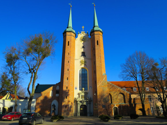 What to see in Gdansk what visiting Oliwa Cathedral
