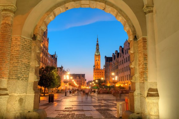 What to see in Gdansk to visit old town