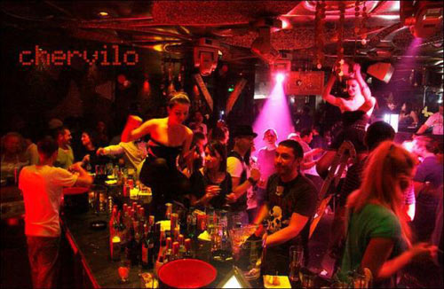 Chervilo Club Sofia nightlife
