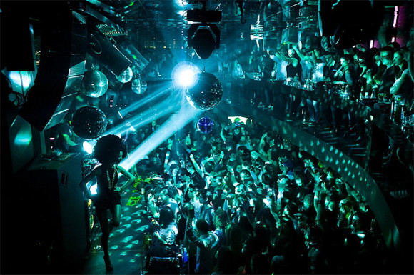 nightlife Sofia Yalta Club