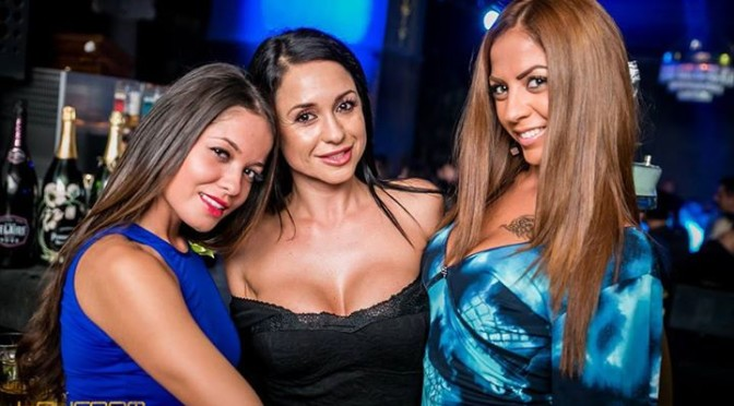 nightlife discos Sofia Bulgarian girls