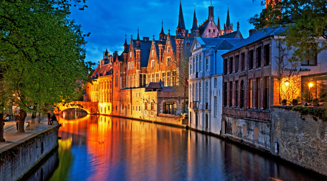 Belgium Nightlife City Guide