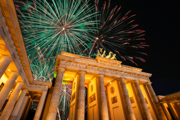 The best cities to celebrate new years eve Berlin