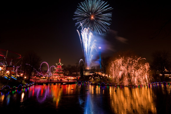 The best cities to celebrate new years eve Copenhagen
