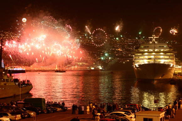 The best cities to celebrate new year in Madeira