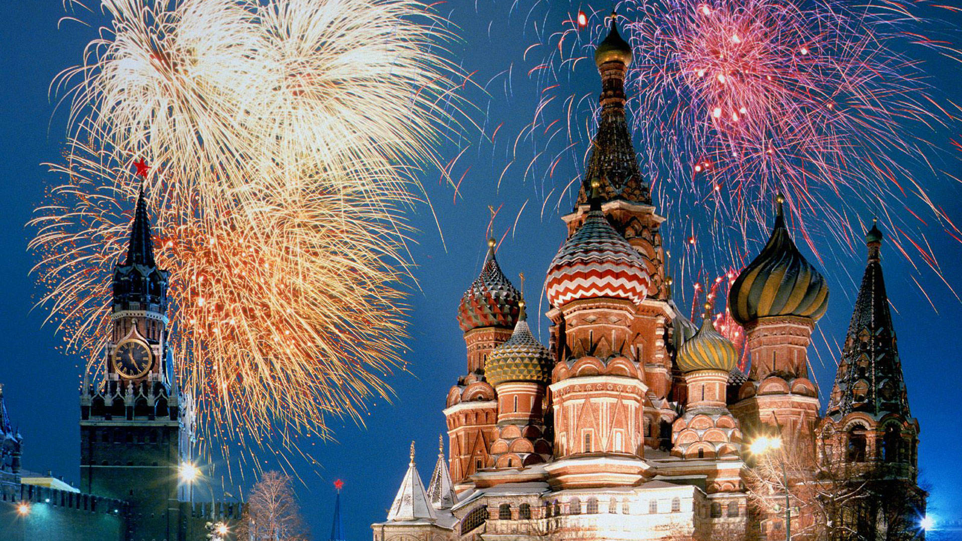 New Year traditions in Russia and abroad