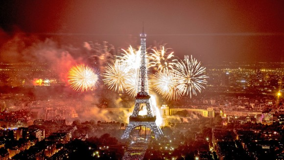 The best cities to celebrate new year's Eve Paris