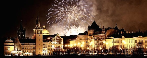 The best cities to celebrate new years eve Prague