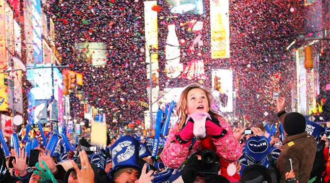 The best cities to celebrate new year's Eve