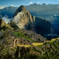 South America Peru Machu Picchu