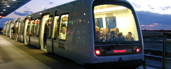 How to reach Copenhagen Airport Copenhagen Metro transport links