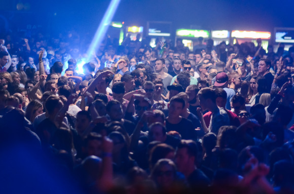 nightlife Cluj-Napoca Club Midi