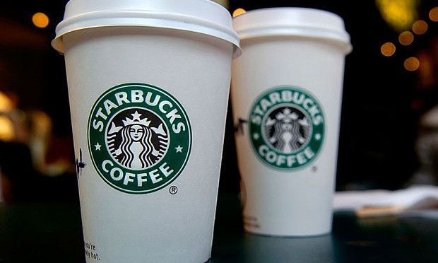 Starbucks lands in Italy
