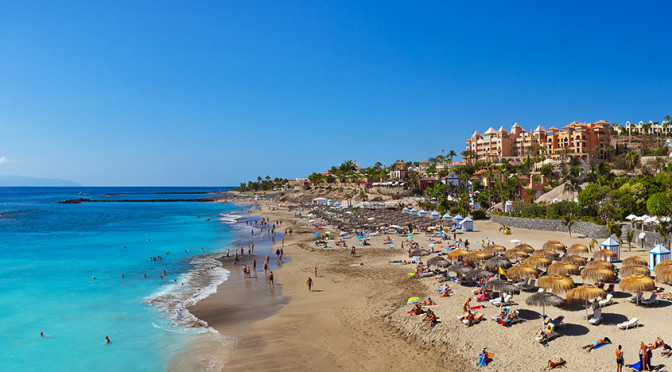 Tenerife finest beaches