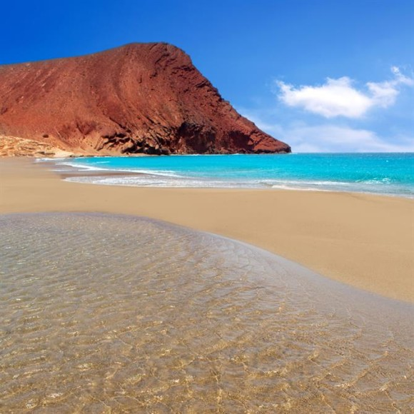 Tenerife finest beaches La Tejita