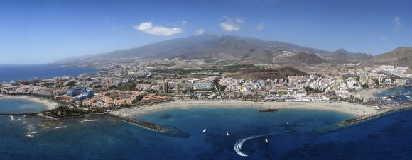 The most beautiful beaches in Las Americas Tenerife Los Cristianos Las Vistas