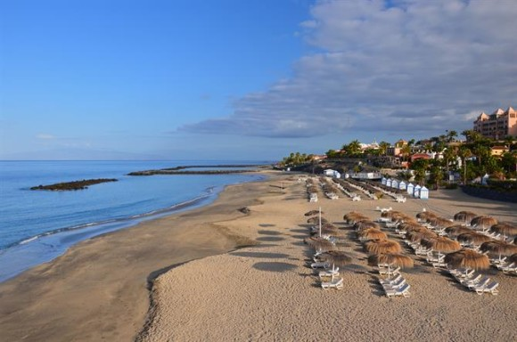 Tenerife finest beaches playa El Duque